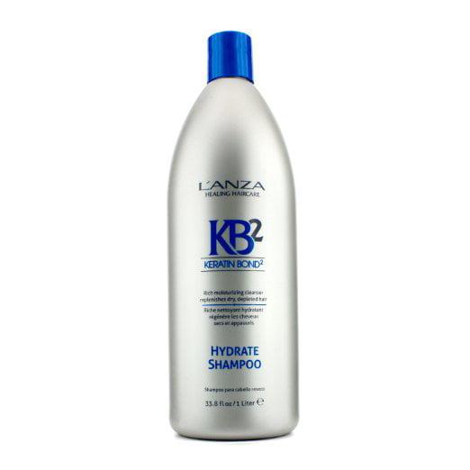 L'ANZA KB2 Hydrate Shampoo, 33.8 oz.