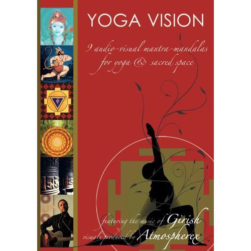 Girish: Yoga Vision by