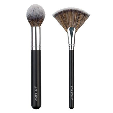 JAPONESQUE Must Have Highlighting Duo Brush - Japonesque Cosmetics