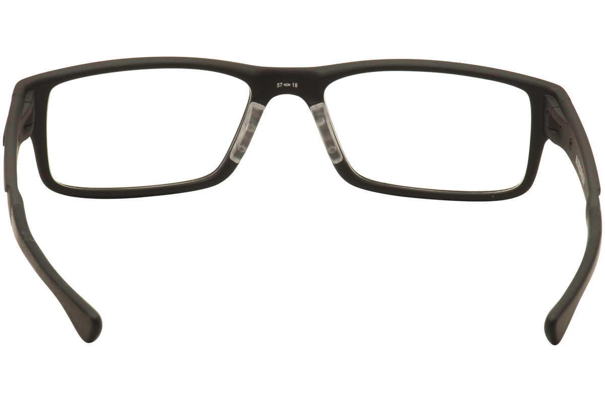 2741260f689 OAKLEY Eyeglasses AIRDROP (OX8046-0157) Satin Black 57MM - Walmart.com