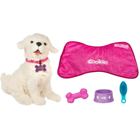 furreal friends cookie my playful pup value pack with. Black Bedroom Furniture Sets. Home Design Ideas