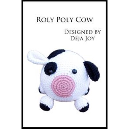 - Roly Poly Cow - eBook