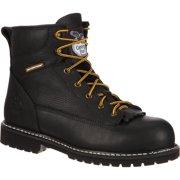 Georgia Steel Toe Waterproof Lace-To-Toe Work Boot GB00002