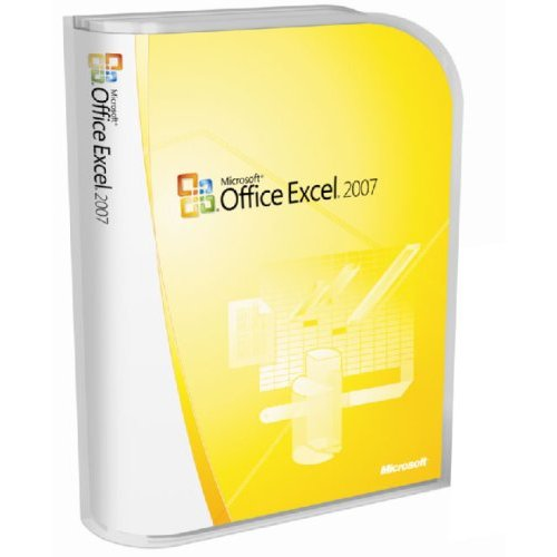 Microsoft Excel 2007 for Windows