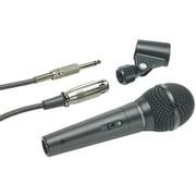 Audio-Technica ATR-1300 ATR Series Dynamic Vocal/Instrument Microphone (Unidirectional, ATR1300)