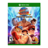 Capcom Street Fighter 30th Anniversary Collection (XBX1)
