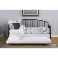 Hillsdale Furniture Brandi Daybed with Trundle, Multiple Finishes