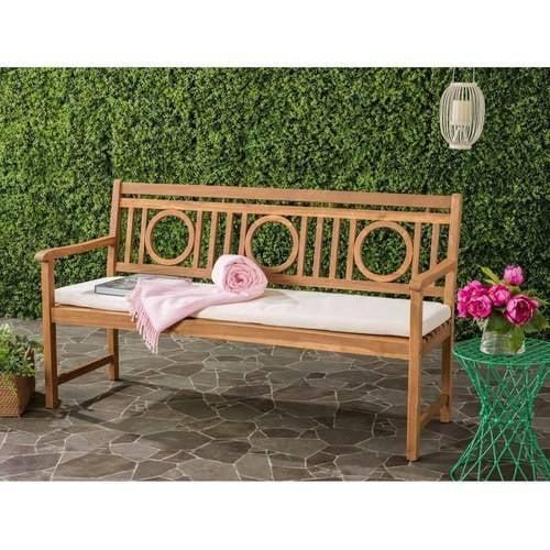 Safavieh Montclair 3-Seat Outdoor Bench by Safavieh