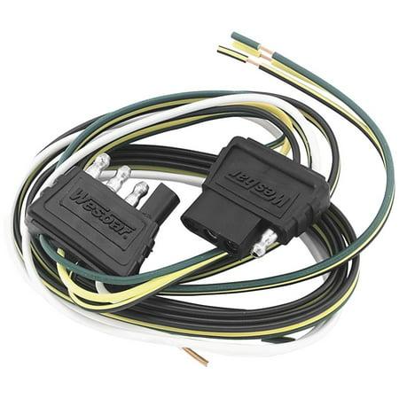 Wesbar 707270 Trunk/Trailer Wiring Kit on