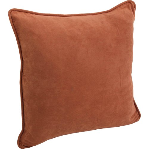 Trule Teen Hysley Indoor Microsuede Floor Pillow (Set of 2)