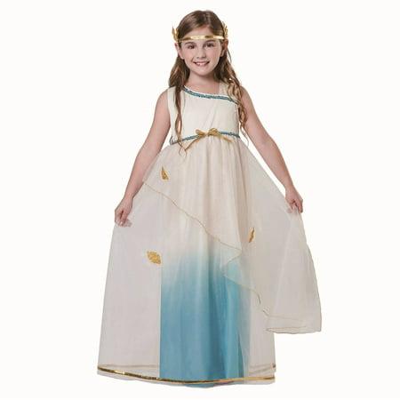 Greek Child Halloween Costume