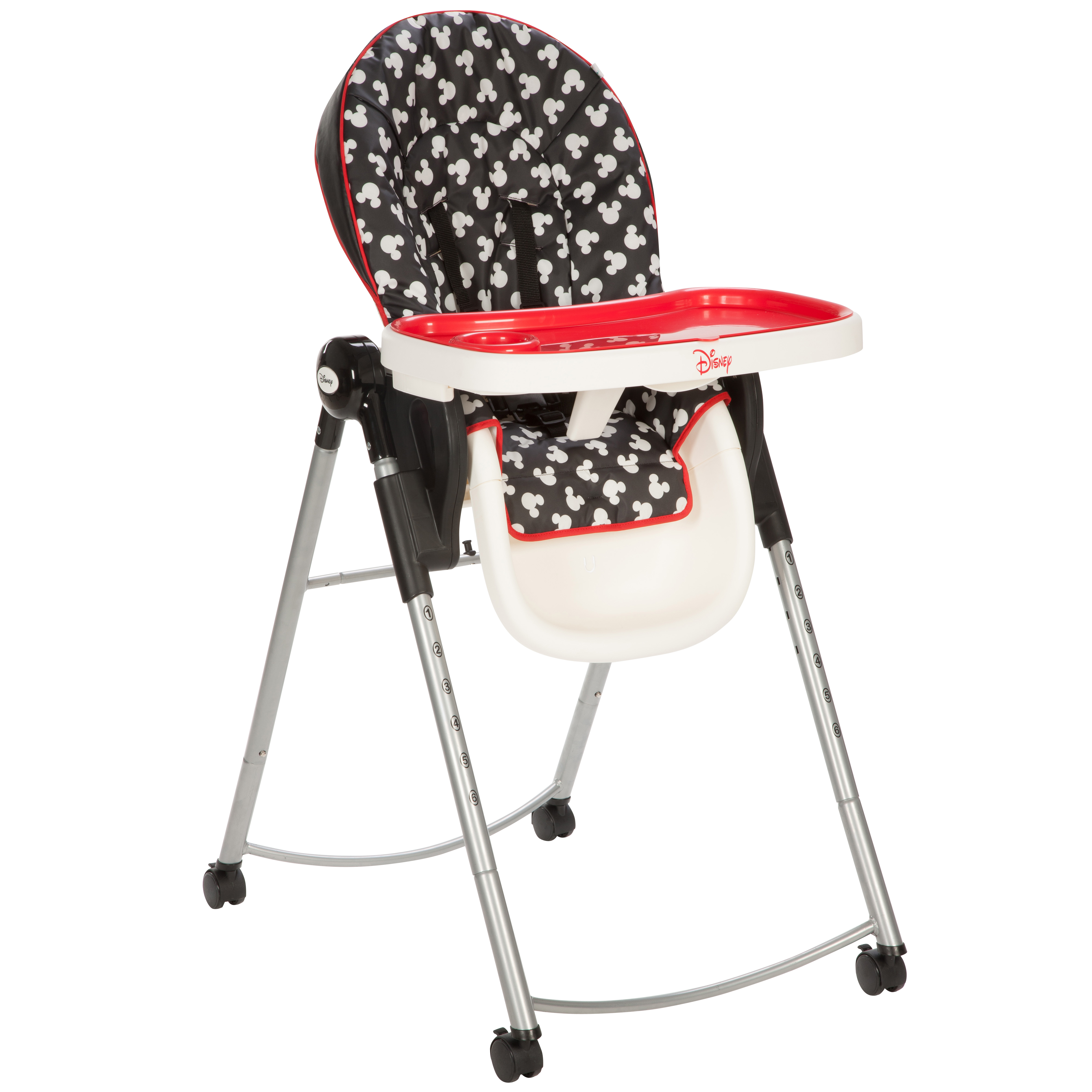 Disney Adjustable High Chair, Mickey Silo