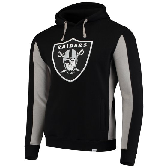 huge selection of d1cf7 14b83 Oakland Raiders NFL Pro Line by Fanatics Branded Team Iconic Pullover  Hoodie - Black