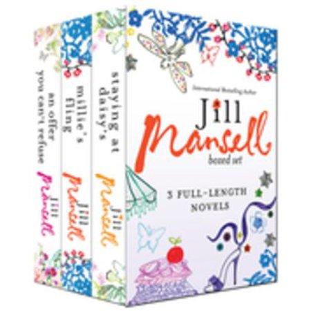 Jill Mansell Boxed Set - eBook