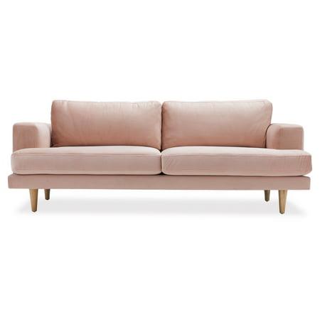 86 Velvet Track Arm Sofa Multiple Colors By Drew Barrymore Flower Home