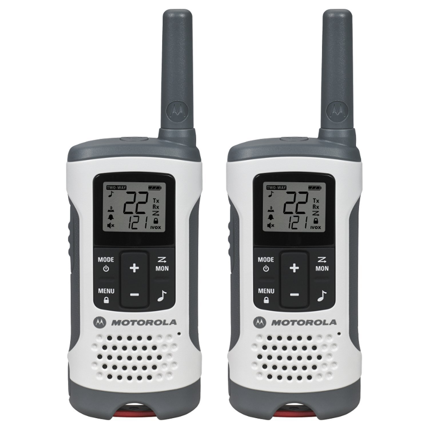 Walky Talky, Motorola Talkabout T260 25-mi Wireless Walkie Talkie Radio,  2pk