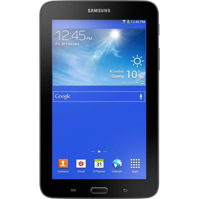 Samsung - SM-T110NYKAXAR - Samsung Galaxy Tab 3 Lite SM-T110NYKAXAR 8 GB Tablet - 7 - Wireless LAN Dual-core (2 Core)