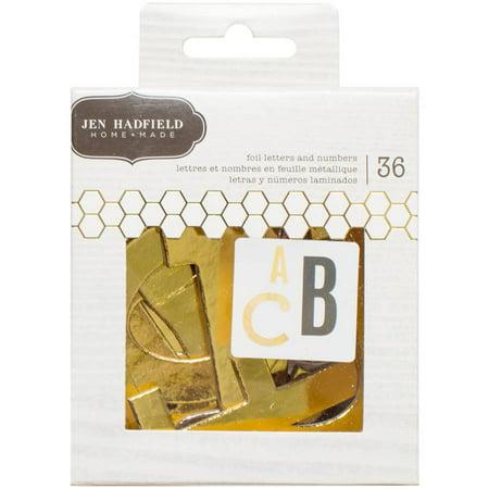 American Crafts Diy Shop  Gold Foil