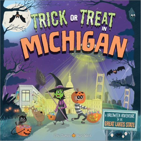 Key West Halloween Celebration (Trick or Treat in Michigan : A Halloween Adventure in the Great Lakes)