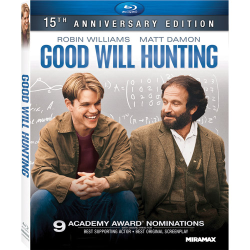 Good Will Hunting: 15th Anniversary Edition (Blu-ray) (Widescreen)