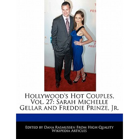 Hollywood's Hot Couples, Vol. 27 : Sarah Michelle Gellar and Freddie Prinze,
