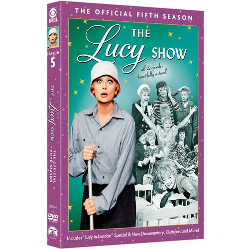 The Lucy Show: The Official Fifth Season (Full Frame)