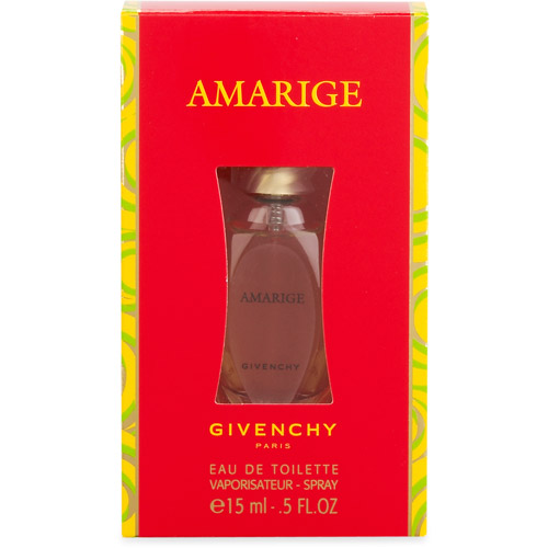 Amarige Eau De Toilette Spray for Women - 0.5 oz