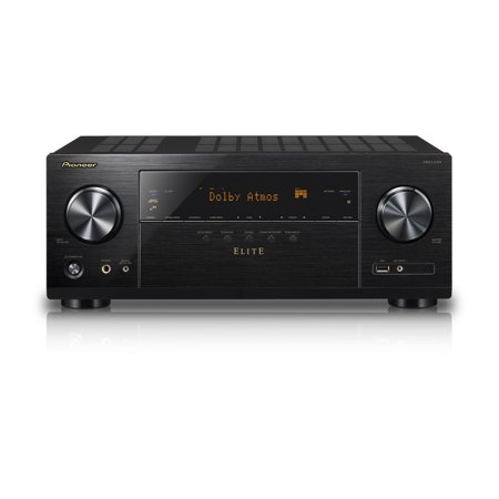 Pioneer Elite VSX-LX101 7.2 Channel Networked AV Receiver with Built-In Bluetooth & Wi-Fi Black