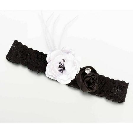 Vintage Garter, Black