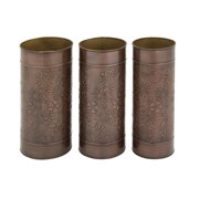 Lovely Floral Themed Set Of 3 Umbrella Stand