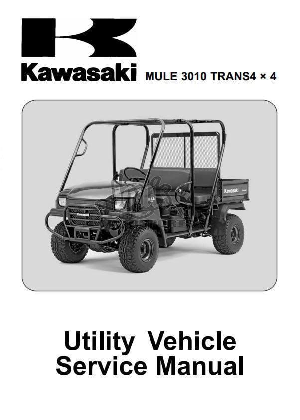 Kawasaki Mule 3010 Trans 4x4 Kaf620jk Service Shop Manual New Oem. Kawasaki Mule 3010 Trans 4x4 Kaf620jk Service Shop Manual New Oem. Kawasaki. 2007 3010 Kawasaki Mule Parts Diagram At Scoala.co