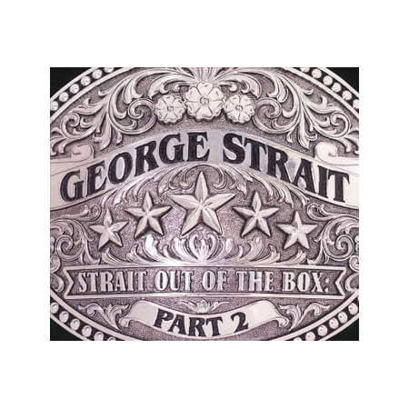 Strait Out Of The Box Part 2 (Walmart) (CD)
