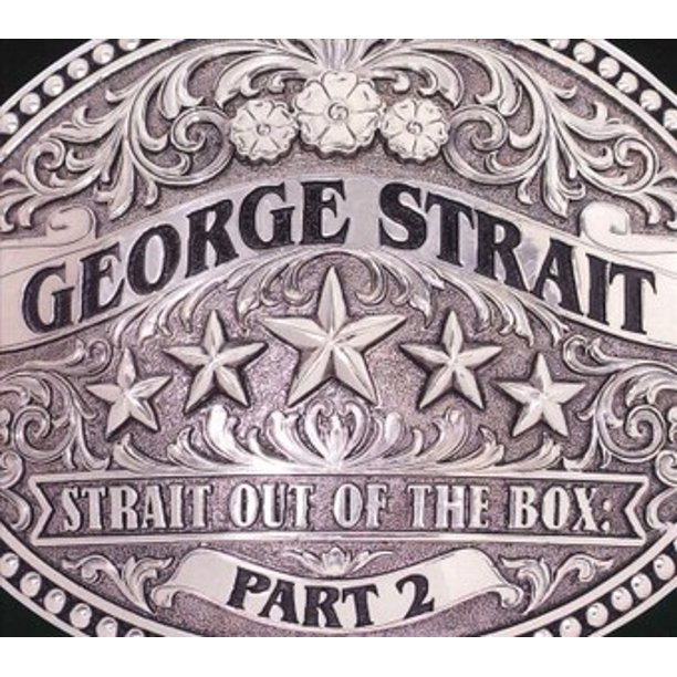 George Strait - Strait Out Of The Box, Part 2 - CD