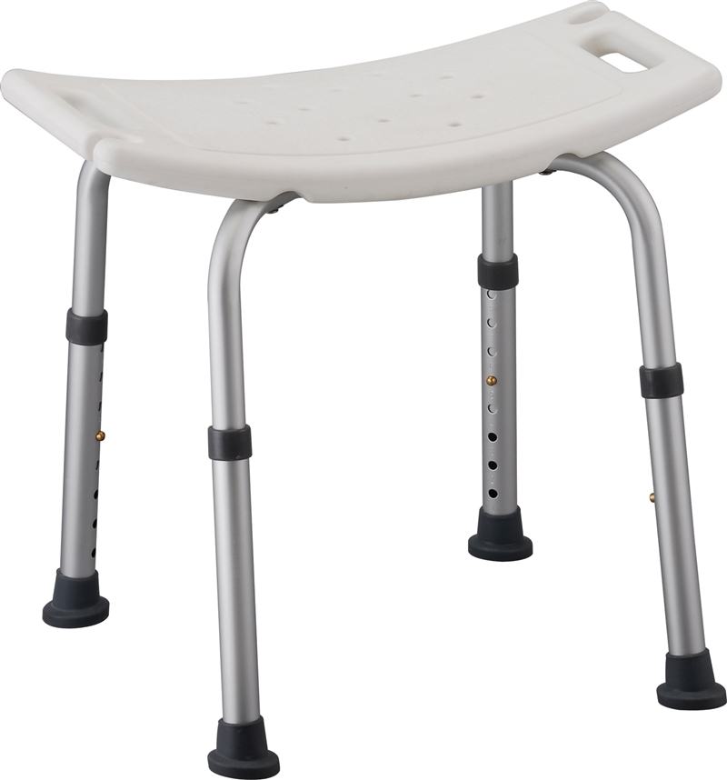 Bath Seat - With Back and Arms - 1 Each / Each - 9026