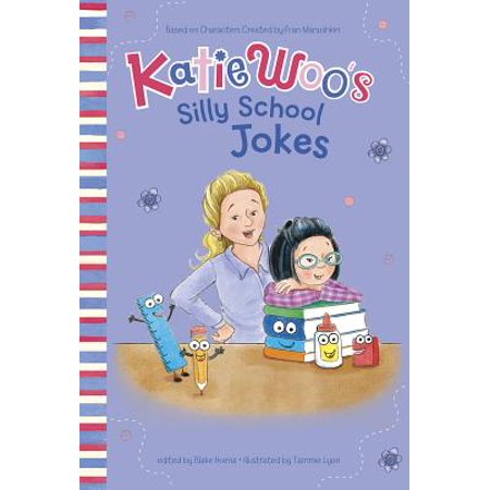 Katie Woo's Silly School - Q And A Halloween Jokes
