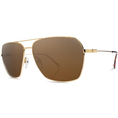 Electric AV2 Polarized Level 1 Sunglasses, Platinum/Ohm-Grey, (Level One Sunglasses)