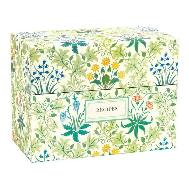 Victoria Albert Museum William Morris Recipe Box Walmart Com Walmart Com