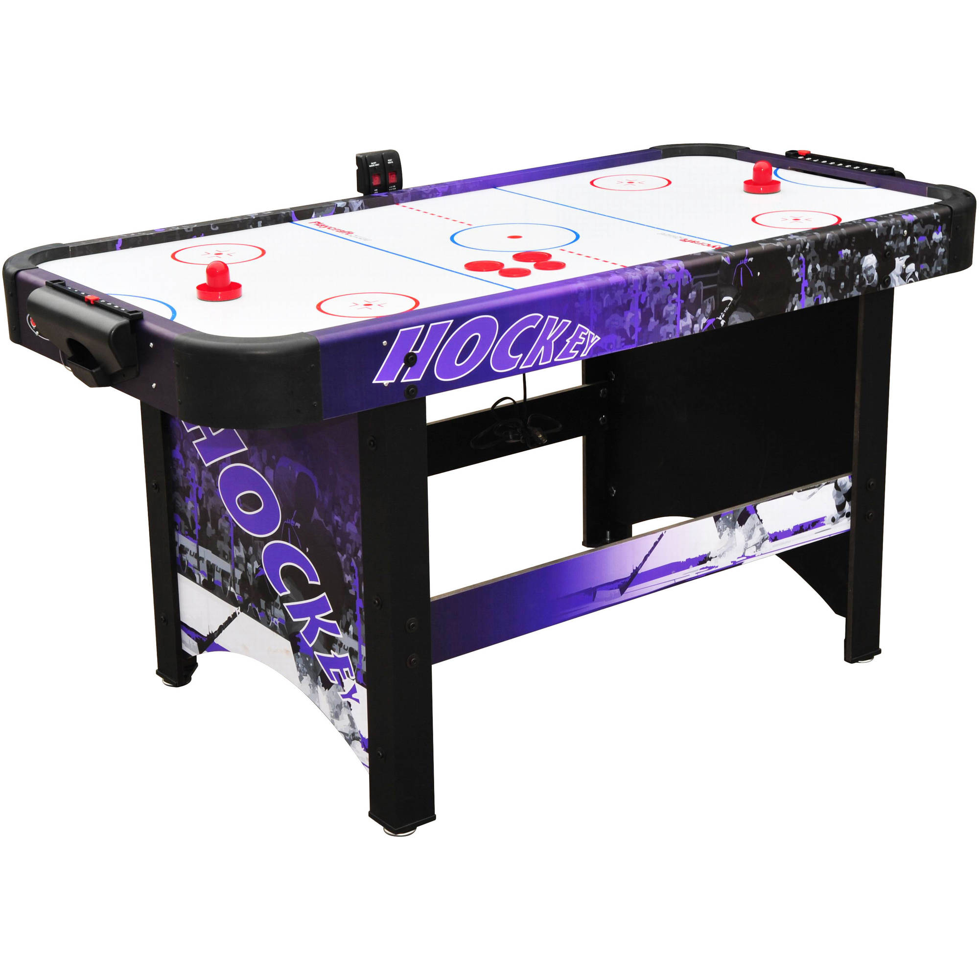 Sportcraft silver line turbo hockey table for Table hockey