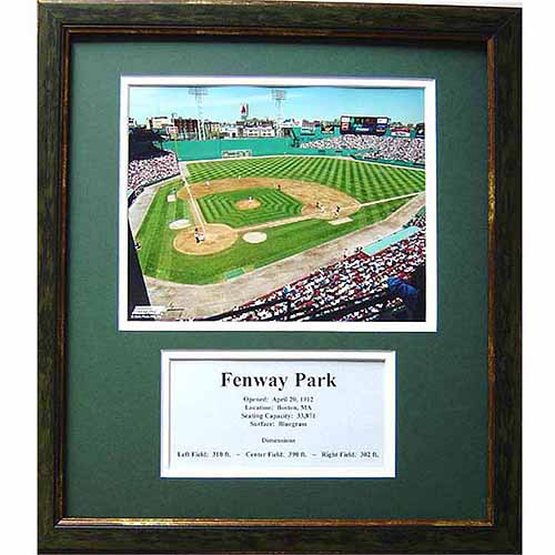 MLB 11x14 Deluxe Photo Frame, Fenway Park