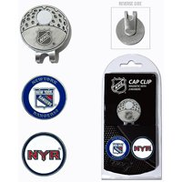 New York Rangers 2 Marker Cap Clip