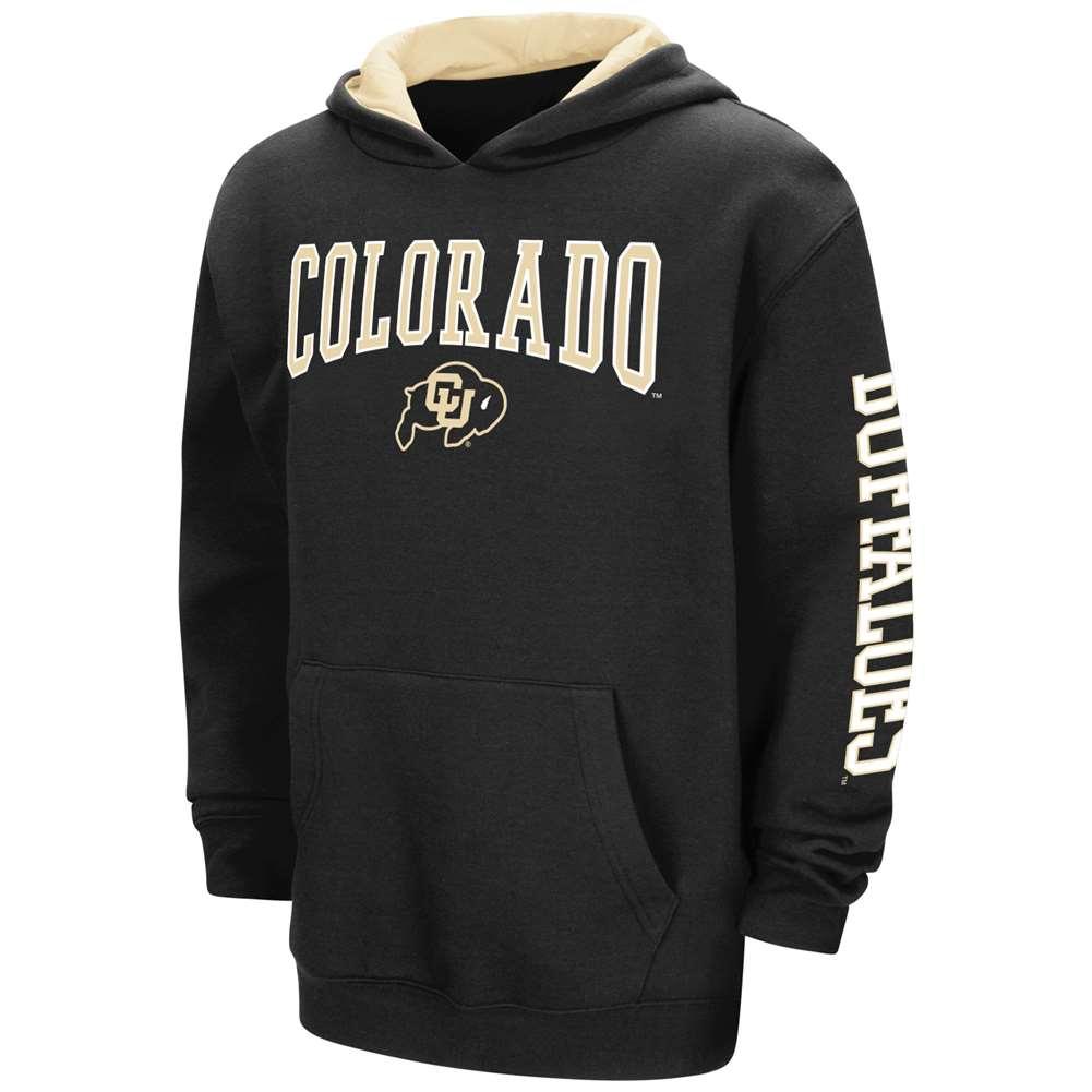 Colorado Buffaloes Youth Colosseum Zone Hoodie