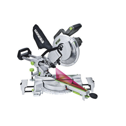 Genesis GMSDR1015LC 15 Amp 10 in. Sliding Compound Miter Saw by Genesis