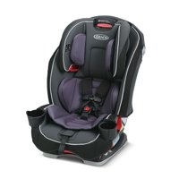 Graco SlimFit 3-in-1 Car Seat, Saves Space in Your Back Seat, Anabele
