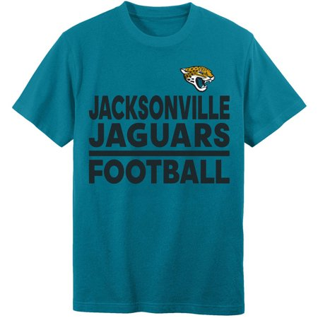 Youth Kelly Green Game (NFL Jacksonville Jaguars Youth Short Sleeve Alternate)