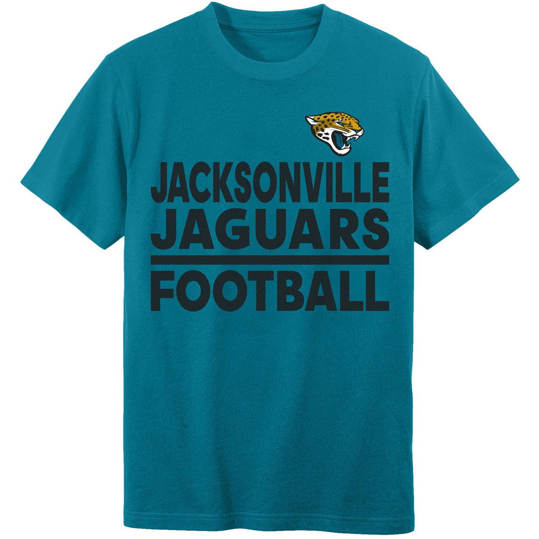 NFL Jacksonville Jaguars Youth Short Sleeve Alternate Tee