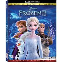 Disney Frozen II (4K Ultra HD + Blu-ray + Digital Copy)