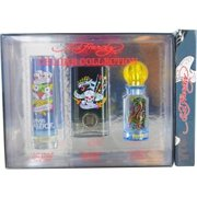 Ed Hardy deluxe Collection 3 Piece Gift Set for Men