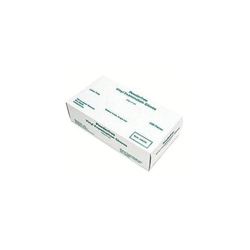 Memphis Glove 127-5010S 5-Mil Medical Grade Disposable Glove Powde