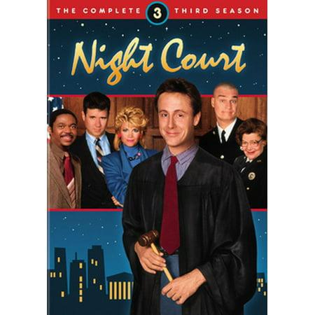 Night Court: The Complete Third Season (DVD)