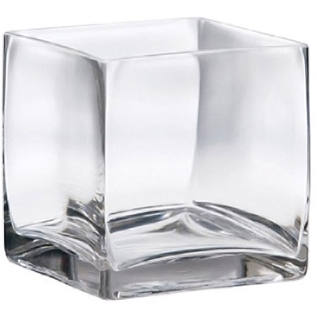 Anchor Hocking 5 Square Vase Walmart